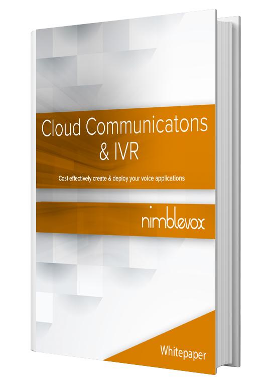 CLOUD COMMUNICATIONS & IVR